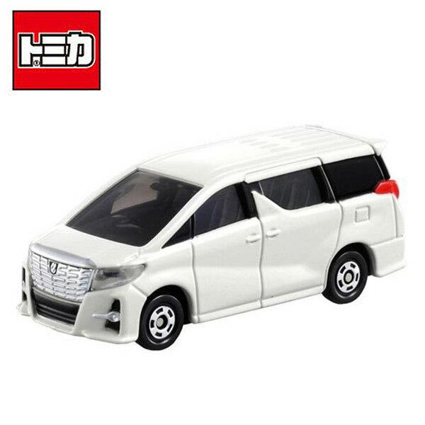 【日本正版】TOMICANO.12豐田ALPHARDToyota廂型車玩具車多美小汽車-824848