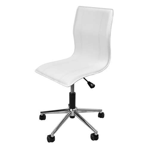 【尚優家居】賈柏辦公椅/電腦椅/主管椅 (白色)