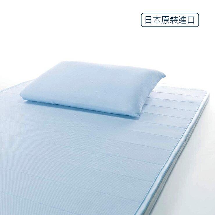 【愛維福 airweave】酷涼墊 涼感纖維 吸濕排汗 可水洗(日本原裝進口 *無法指定到貨時段)