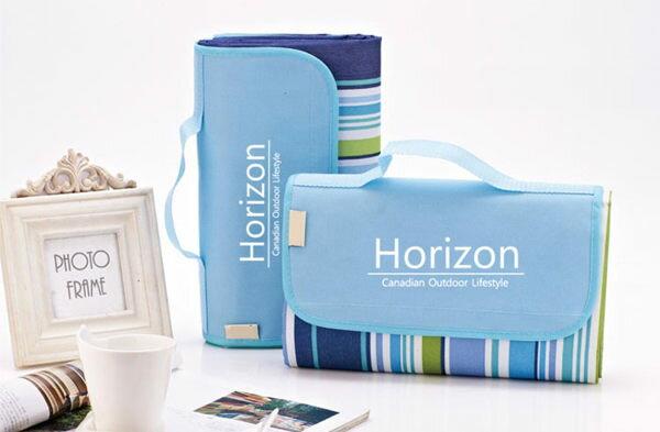 Horizon 天際線 防潮沙灘野餐墊 - 附防水收納袋 四色可選