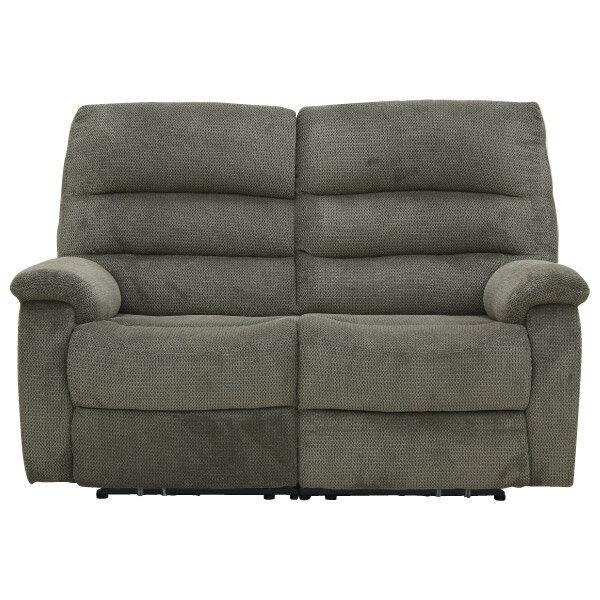 ◎布質2人用電動可躺式沙發 BELIEVER3 804 MGY NITORI宜得利家居 1