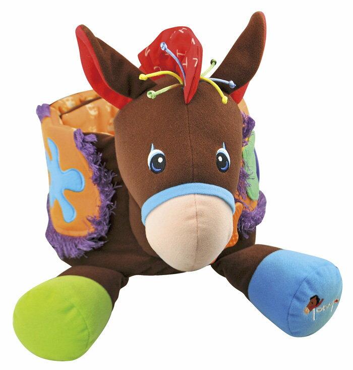 【淘氣寶寶】奇智奇思 K's Kids HeeHaw Tony 湯尼小馬【保證公司貨●品質有保證●非水貨】