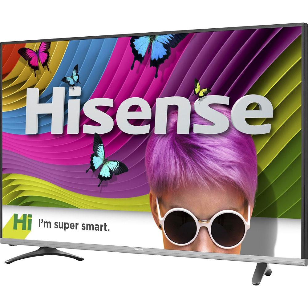 """HISENSE 55H7D 55"""" Smart 4K LED Ultra HDTV 1"""