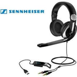志達電子 PC 333D USB Sennheiser 虛擬7.1聲道 USB 耳罩式耳機 電競專用