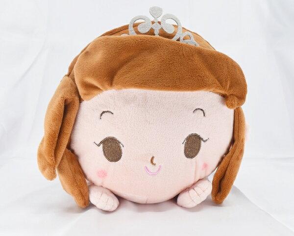 X射線【C171609】蘇菲亞公主SofiatheFirst30cm,絨毛填充玩偶玩具公仔抱枕靠枕娃娃