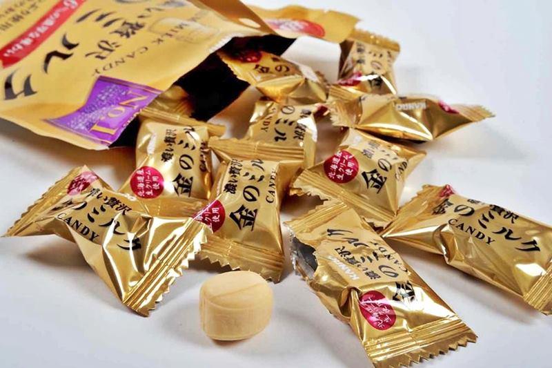 KANRO北海道金牛奶糖 1包80公克【4901351013397】(日本糖果) 1