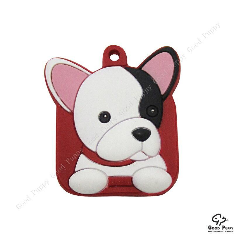 加拿大進口狗狗寵物鑰匙套-法鬥犬92868 French Bulldog* 吊飾/鑰匙套/小禮物/贈品