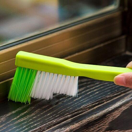 Mycolor:♚MYCOLOR♚日式死角清潔階梯刷紗窗窗戶百葉窗門框縫隙磁磚牆角除塵死角【H13-1】