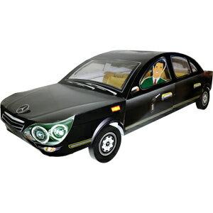 紙紮怪傑:H99台製特大賓士汽車