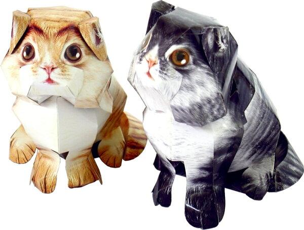 紙紮怪傑:寵物貓