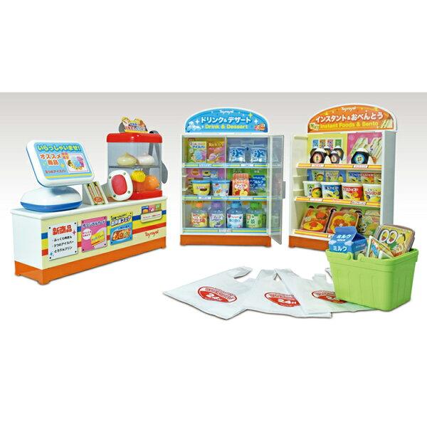 小奶娃婦幼用品:Toyroyal樂雅-生活小達人小小店長便利店組