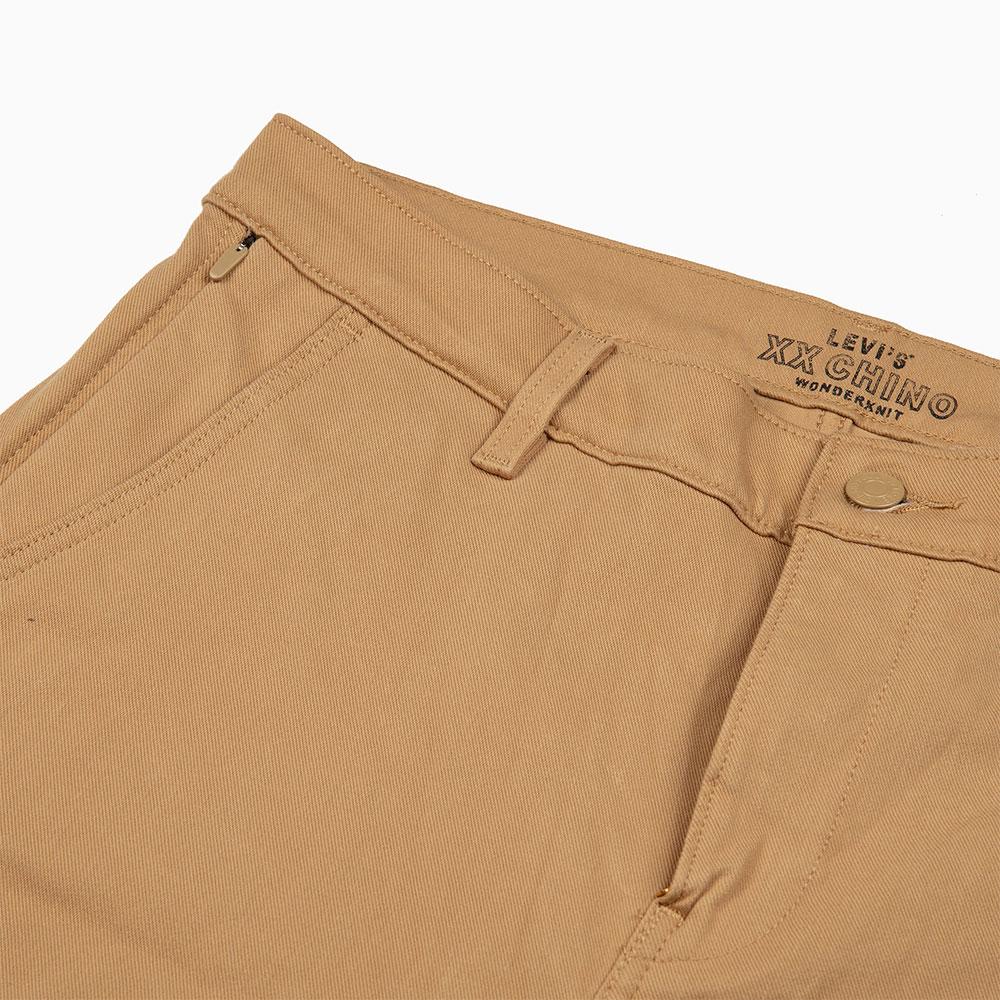 Levis 男款 Chino卡奇休閒褲  /  上寬下窄修身窄管版型  /  防盜暗袋  /  超彈力布料 5