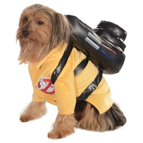 Pet's Ghostbusters Jumpsuit Dog Costume 0