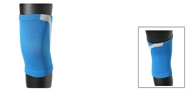 b30763ce87e2b Unique Bargains Unisex Breathable Compression Sleeve Support Stretchy Knee  Brace Blue (Size S) 1