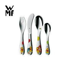 小熊維尼周邊商品推薦【德國WMF】小熊維尼兒童餐具4件套組
