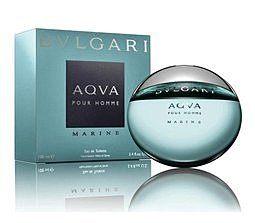 香水1986☆BVLGARI AQVA Marine 寶格麗活力海洋能量男性淡香水 50ML