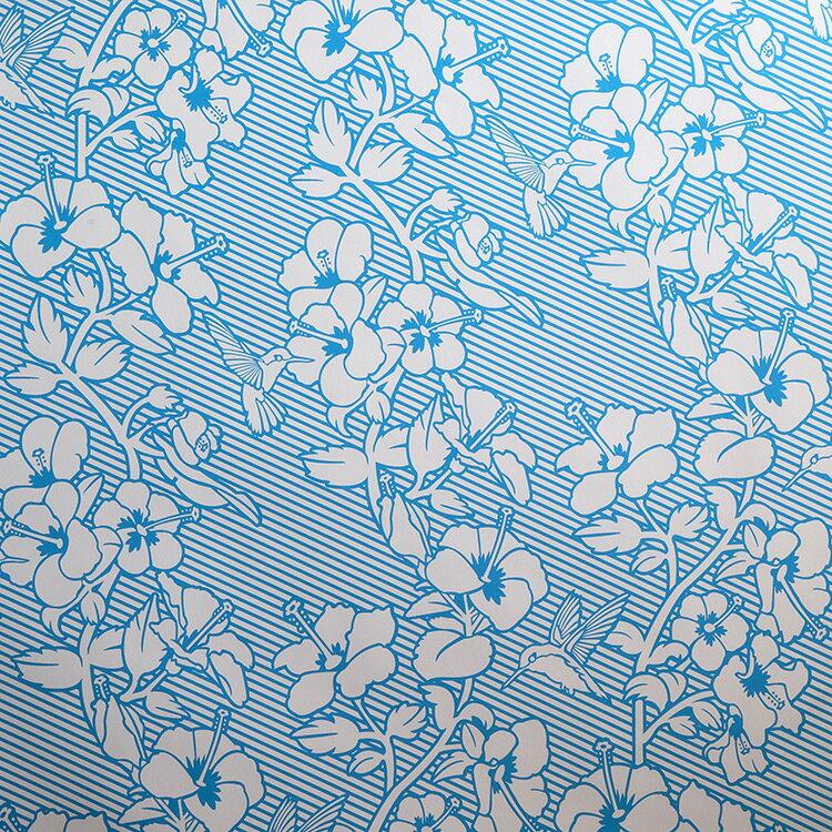 Flavor Paper HIBISCUS / Tastemaker On Ivory 壁紙 (訂貨單位68.58cm×13.7m/卷)