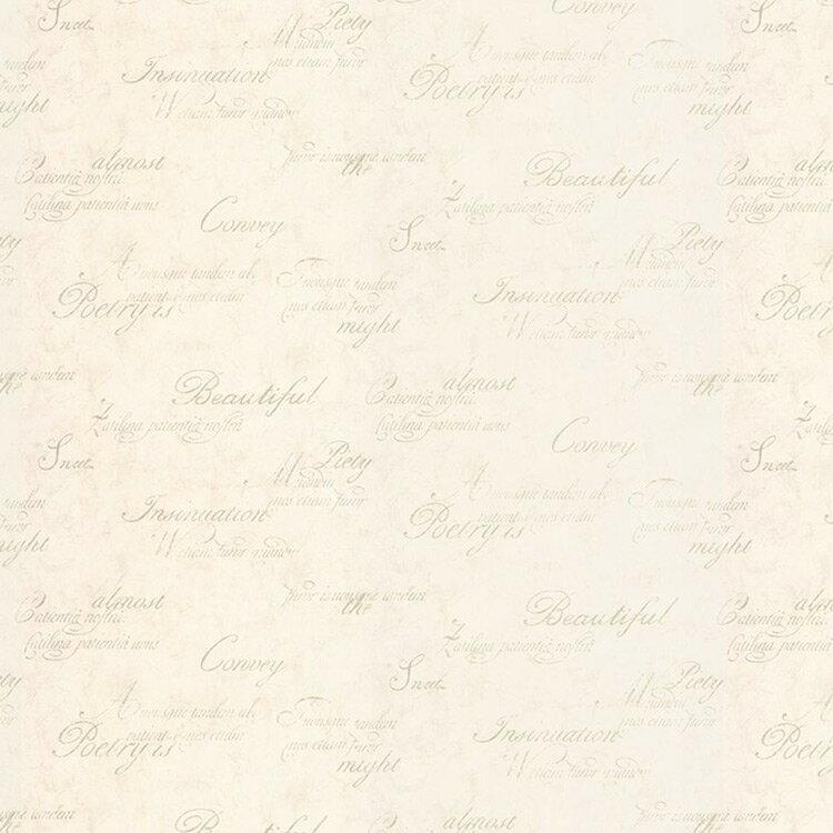 Graham & Brown / Verona / Concrete Script / 32-182 壁紙 (訂貨單位52cm×10m/卷)