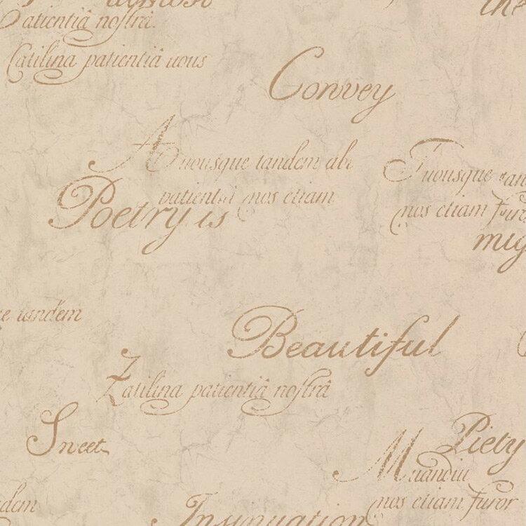 Graham & Brown / Verona / Concrete Script / 32-183 壁紙 (訂貨單位52cm×10m/卷)