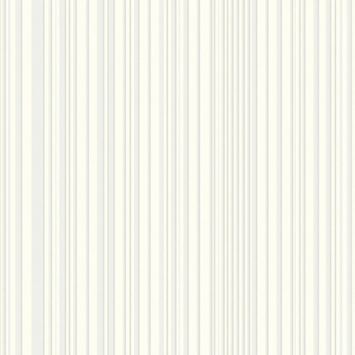 Graham & Brown / Illusions by Marcel Wanders Maestro Stripe White (32-763) 壁紙 (訂貨單位52cm×10m/卷)
