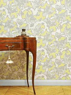 sidoreLeroy法國壁紙鋸齒圖紋花紋浪花