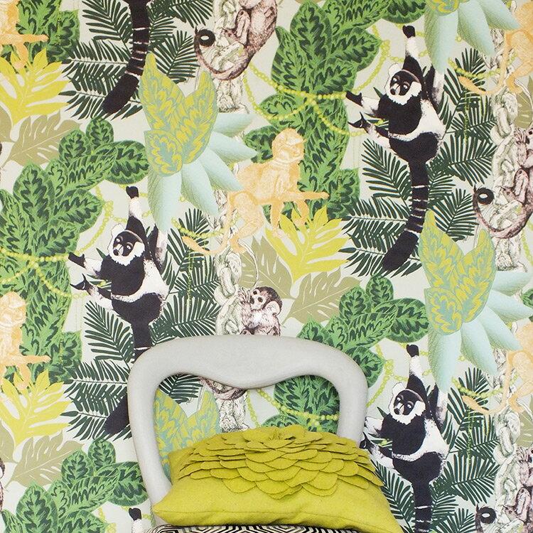 Kate Usher Studio / Hang About 壁紙 (訂貨單位52cm×10m/卷)