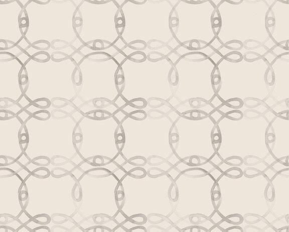 Kreme KNOTS / KRM-MUSE-KNT-IV 壁紙 (訂貨單位59.7cm×4.9m/卷)