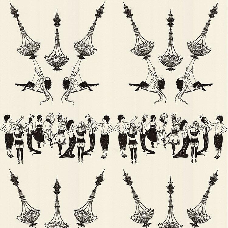 Louise Body / Erotica 壁紙 (訂貨單位 52cm×10m/卷)