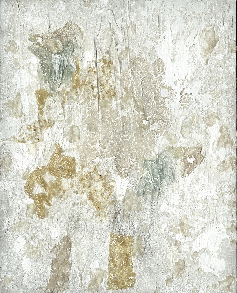 【WALLTZ】 Yutaro Sato / A dancing achromatic color.There is more flamboyant color than white. I am crazy about white. 壁紙 「訂貨單位236cmxd7292cm/套(一套五張壁板)」