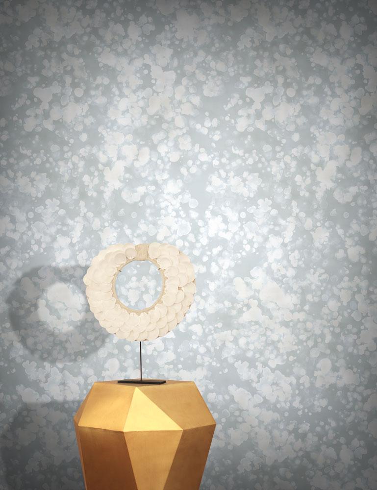 FEATHR  /  Machair Snow 壁紙 (訂貨單位50cm×10m / 卷) 1