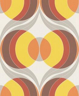 復古摩登風格幾何形壁紙rasch(德國壁紙)2019804720