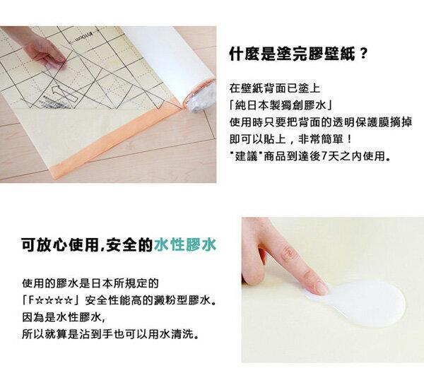 「塗完膠壁紙 - 試用套餐」款式多樣,小部分裝飾 8