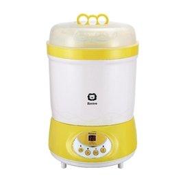 【淘氣寶寶】小獅王 辛巴 Simba 微電腦高效消毒烘乾機 S605 內附水垢清潔劑+奶瓶夾