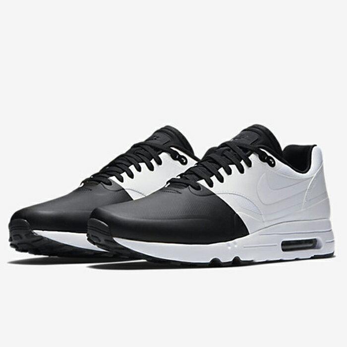 NIKE AIR MAX 1 ULTRA 2.0 男鞋 慢跑 運動 休閒 氣墊 透氣 黑 白【運動世界】875845-001