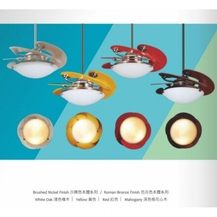 【燈王的店】《VENTO芬朵精品吊扇》DC46吋吊扇+燈具+遙控器 太陽系列 46SOLE-DC 送基本安裝