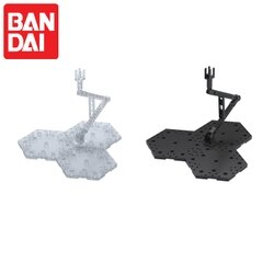 又敗家@日本BANDAI萬代鋼彈模型展示支架ACTION陳列底座BASE 4比例1/144 HG RE MG鋼普拉支撐架