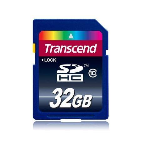 *╯新風尚潮流╭* 創見 SDHC記憶卡 32G 32GB C10 Class 10 終身保固 TS32GSDHC10