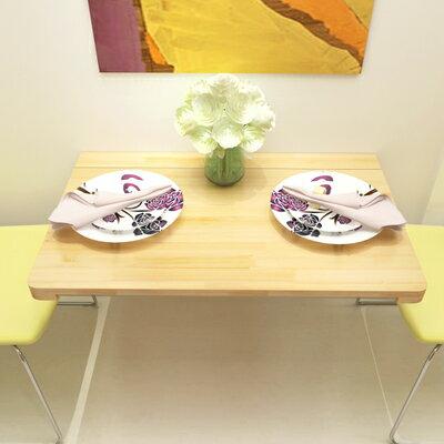 實木壁掛折疊桌小戶型壁掛連壁桌靠牆電腦桌隱形牆桌簡易電腦桌 6