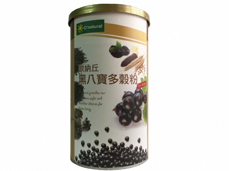 【姜太屋棗幸福工坊】黑八寶多穀粉 罐裝