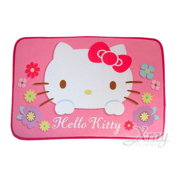 X射線【C384221】Hello Kitty 粉色腳踏墊-繽紛,地墊/地毯/止滑墊/浴室防滑墊/腳踏墊/絨毛/坐墊/室外腳踏墊