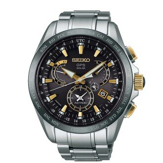 SEIKO ASTRON8X53不鏽鋼錶款/8X53-0AB0K/SSE073J1