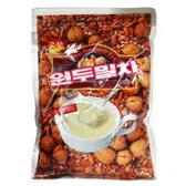 韓國 天安松子茶 800g/包
