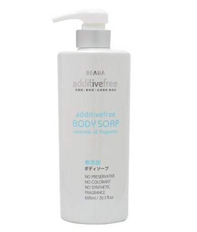 日本熊野Deve Beaua無添加溫和沐浴乳 600ml