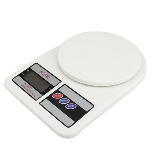 電子料理秤 5公斤料理秤 按鍵電子秤