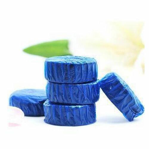 藍泡泡除味馬桶清潔劑 (單入)