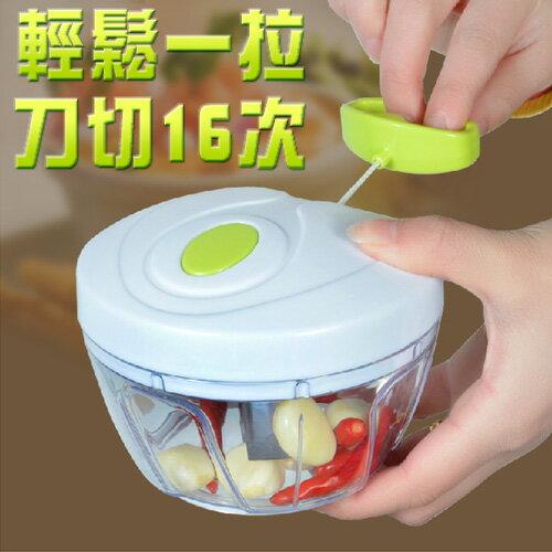 【※免運】新款 蔬果調理機 副食品切碎機 掌上型 易拉轉
