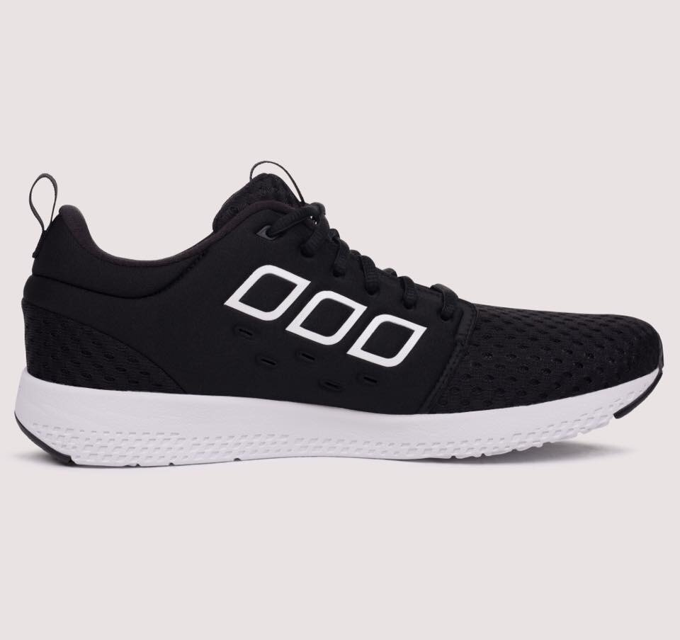 Lorna Jane-內增高運動訓練鞋-黑色-US 7 & 8 3