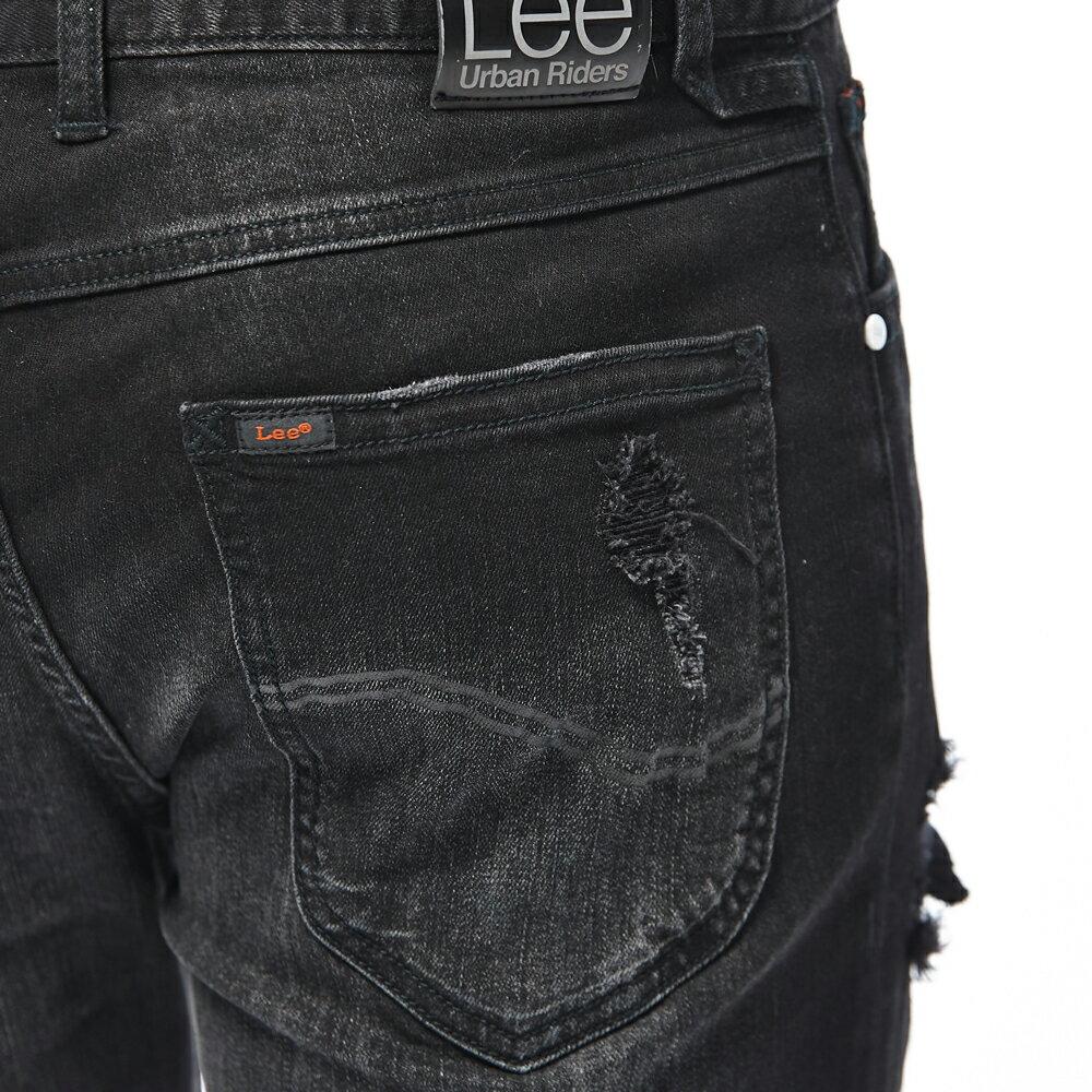 ❤ 短褲$990❤ Lee 牛仔短褲-男款-黑 8