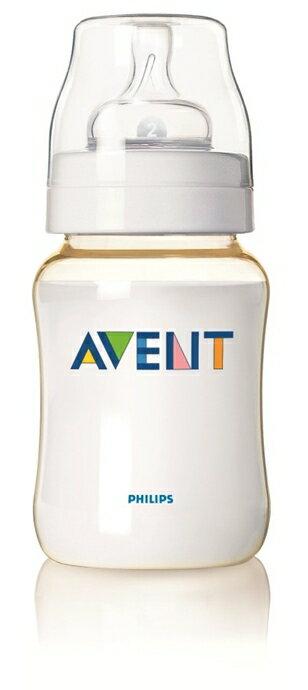 PHILIPS Avent 新安怡 PES防脹氣奶瓶~260ml 單入 E65A05004