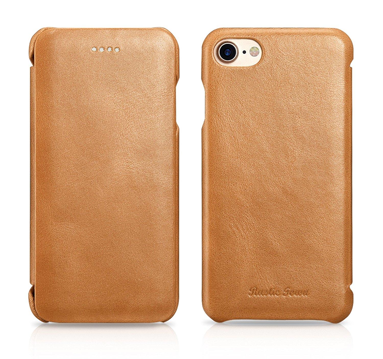Rustic Town Iphone 8 Iphone 7 Handmade Genuine Leather Premium